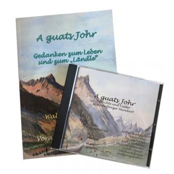"""CD und Buch """"A guat`s Johr"""""""