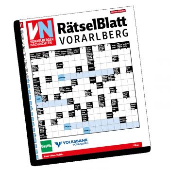 Vorarlberger RätselBlatt