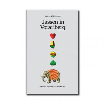 Buchtipp: Jassen in Vorarlberg