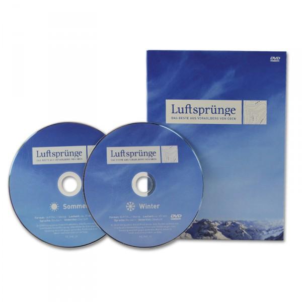Luftsprünge - Das beste aus Vorarlberg von oben