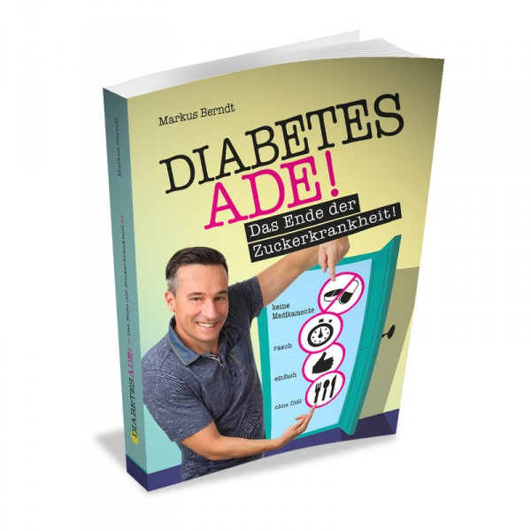 Buchtipp: Diabetes Ade!