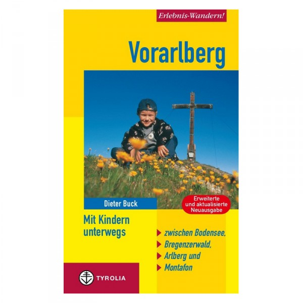 Mit Kindern unterwegs in Vorarlberg