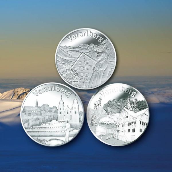 VN-Sammler-Münzen-Trilogie
