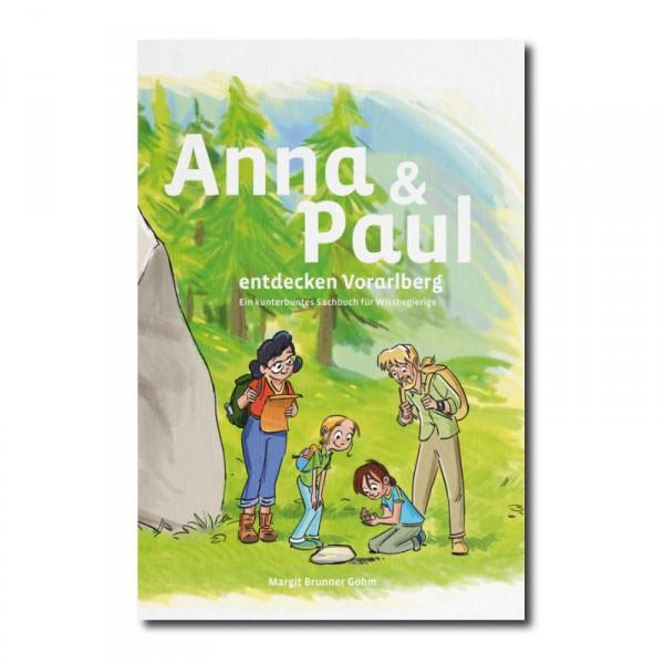 Anna & Paul entdecken Vorarlberg