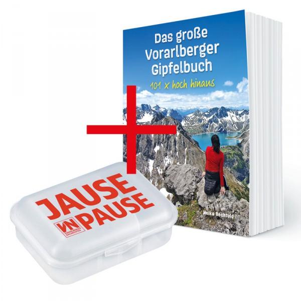Das große Vorarlberger Gipfelbuch