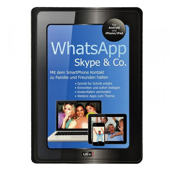 WhatsApp, Skype & Co