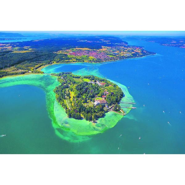 Insel Mainau Dahlienblüte