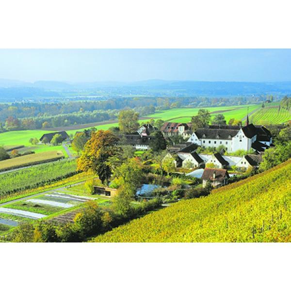 Besuch der Klosteranlage Kartause Ittingen im Schweizer Thurgau