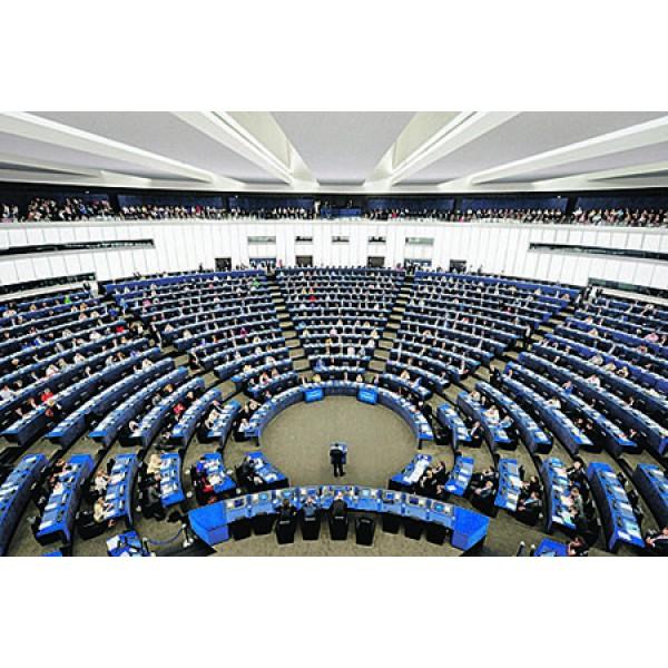 Europapolitik und Schifffahrt in Straßburg