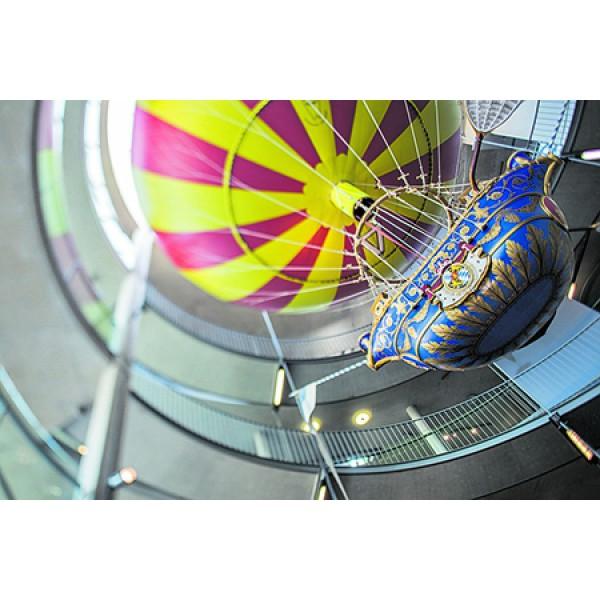 Ballonmuseum und Stadführung Augsburg