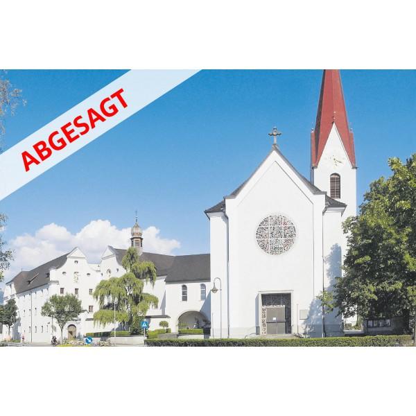 Alte Kirchen Vorarlberg (Teil 2) mit Kirchenraumpäd. Bernhard Tost