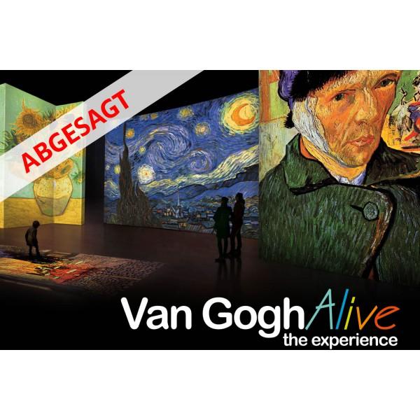 Kunsthaus Zürich & Van Gogh Alive Multimediaausstellung