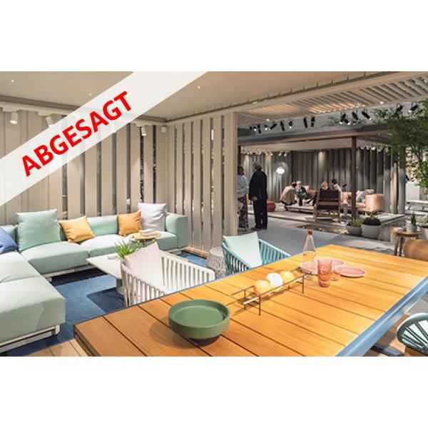 Weltweit größte Design- und Möbelmesse Mailand