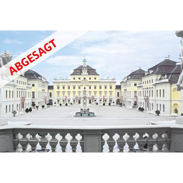 Schloss Ludwigsburg mit Stadt- und blühender Gartenführung