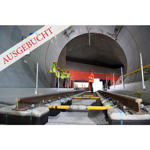 Ceneri Basistunnel - Gotthard Tunnelerlebnis