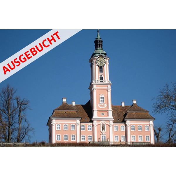Kloster Birnau & Burg Meersburg