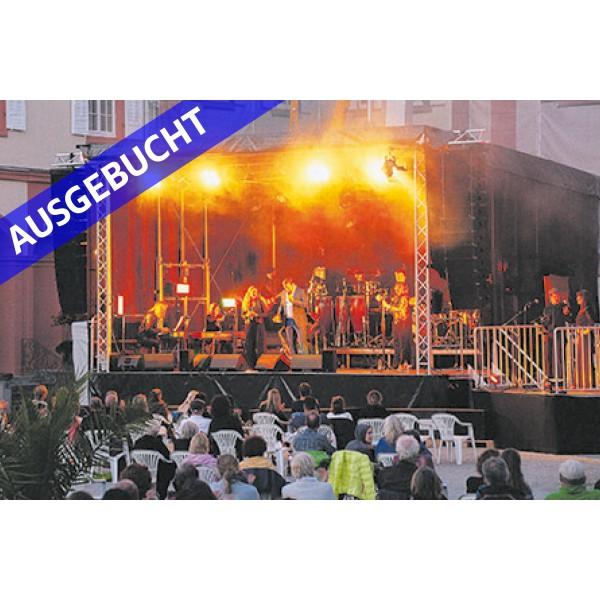 "Musical Night auf der Insel Mainau ""Mamma Mia meets Udo Jürgens"""
