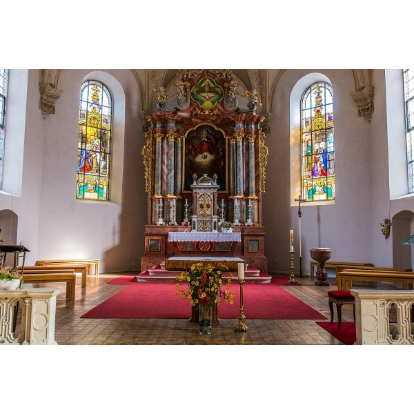 Alte Kirchen in Vorarlberg (Teil 1)