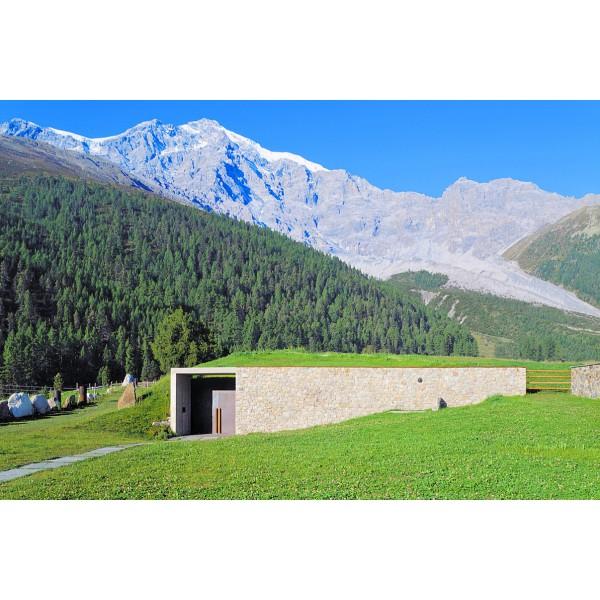 "Messner Museum ""Ortles"" & Seilbahn Sulden"