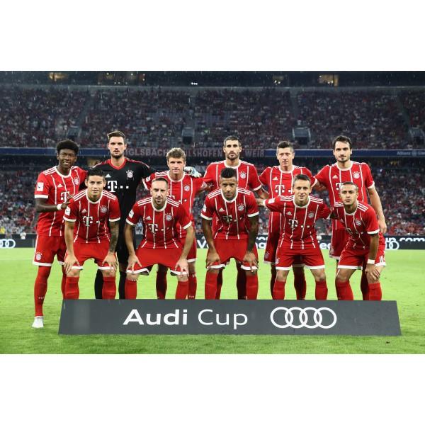 Audi-Cup Finale in der Allianz Arena
