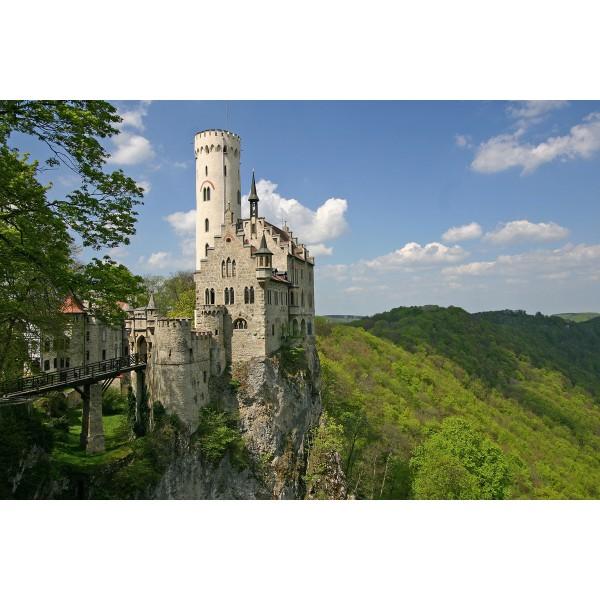 Schwäbische Alb - Schloss Lichtenstein & Bärenhöhle