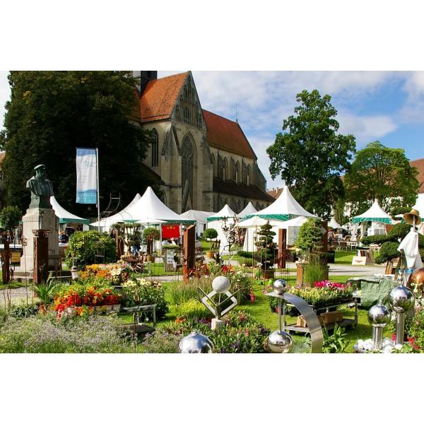 HOME & GARDEN Ausstellung Schloss Salem