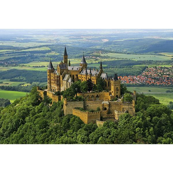 Burg Hohenzollern & Waagenmuseum Balingen