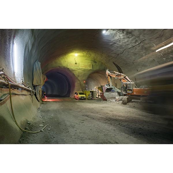 Brennerbasistunnel - Neuer Weg durch die Alpen
