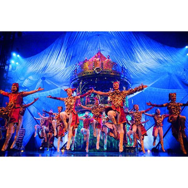"""Cirque du Soleil - """"Kooza"""", Zürich"""