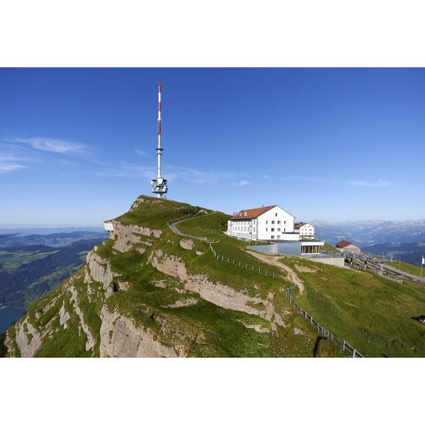 Rigi - Malerische Schweizer Naturkulisse & Schifffahrt auf Vierwaldstättersee