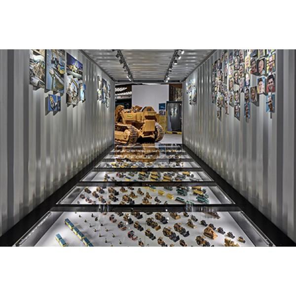 Umwelt-Arena Schweiz & Baggermuseum EBIANUM