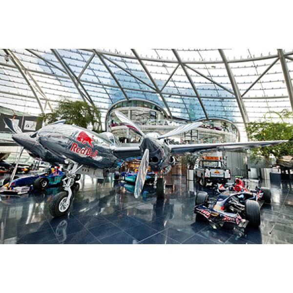 Hangar-7 und Stiegl Brauwelt Salzburg