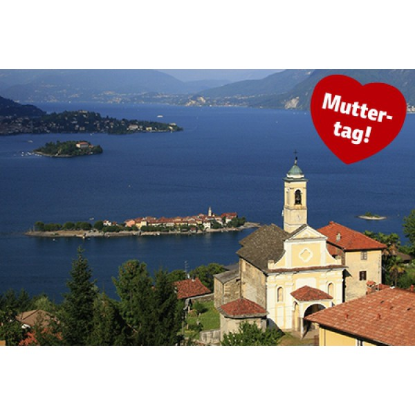 Muttertagsfahrt Lago Maggiore