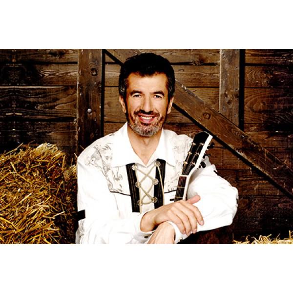 Südtirol im Herbst - Kastanienfest Meransen