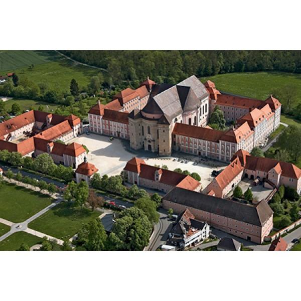 Kloster Wiblingen & Ulmer Gerber- und Fischerviertel mit Münster