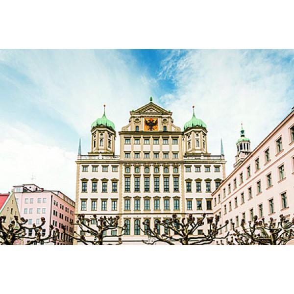 Fuggerstadt Augsburg - Ausflug ins Spargelparadies