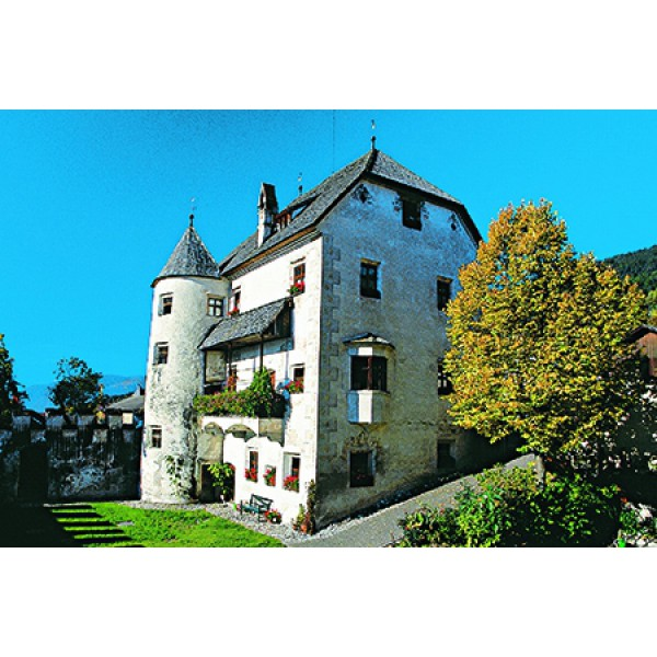 Südtiroler Genussreise - Melix - Bauernhof - Schloss Velthurns